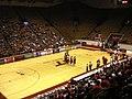 Cassell Coliseum inside.jpg