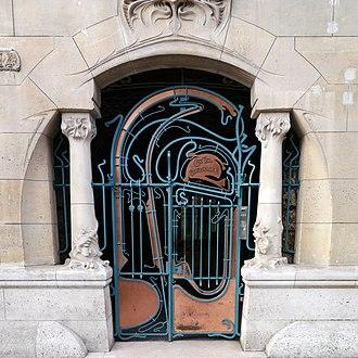 Castel Béranger - Image: Castel Béranger, February 16, 2013