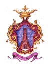 Coat of airms o Castel di Tora