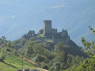 "building in ""Saint-Denis, Aosta Valley"", Italy"