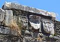 Castello di bodrum, ingresso, stemma pierre d'aubusson.JPG