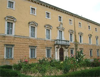 Castelnuovo Berardenga - Villa Chigi.