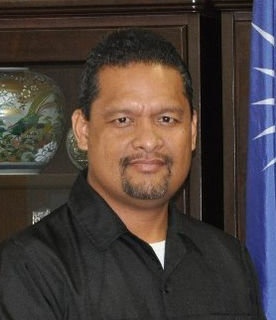 Casten Nemra Marshallese politician