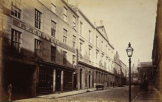 William Henry Bury - Dundee, c. 1876