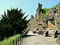 Castle Walls, Richmond - geograph.org.uk - 612506.jpg