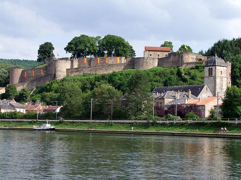 Castle of Sierck-les-Bains
