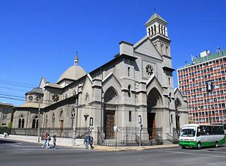 Roman Catholic Diocese of Valparaíso - Cathedral of St. James