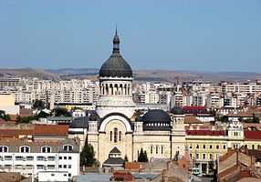 Dormition of the Theotokos Cathedral, Cluj-Napoca