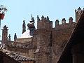 Cathédrale de Tolède, toits.JPG