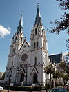 Cathedral of St. John the Baptist - Savannah, Georgia 01.JPG