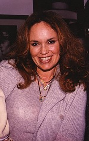 Catherine Bach - Bach in May 2007