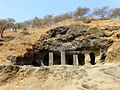Cave 2 Elephanta Caves Elephanta Island India - panoramio.jpg