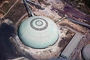 Cement factory in Fushë-Krujë, Albania (10759257413)