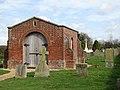Cemetery chapel - geograph.org.uk - 752863.jpg