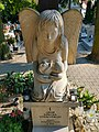 Cemetery in Tarnowo Podgorne (Monument of Unborn Child) (2).jpg