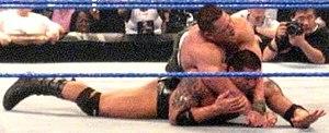 John Cena exécute son STF-U à Batista.