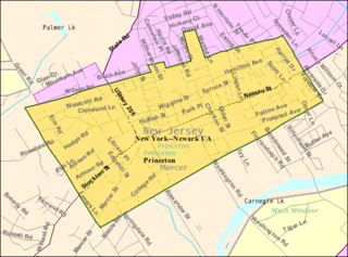 Borough of Princeton, New Jersey Borough in New Jersey, United States