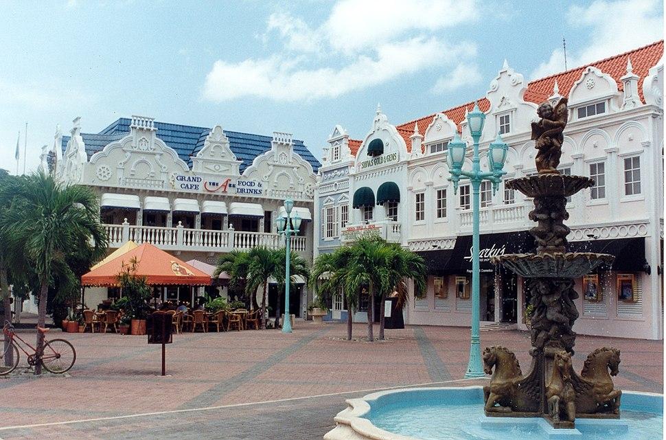 Centrum Oranjestad