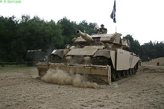 Armoured Vehicle Royal Engineers - Centurion AVRE