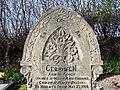 Ceridwen's grave at Glanrhyd - geograph.org.uk - 391503.jpg