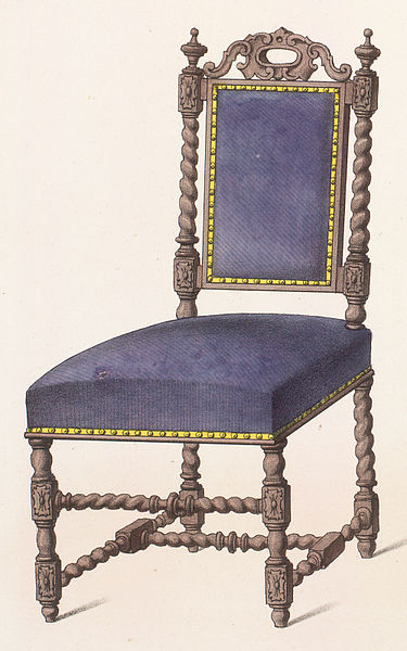 File:Chair Louis XIII style 04.jpg
