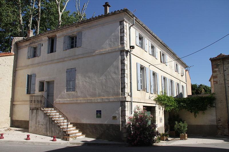 File chambres d 39 hotes demeure saint vincent estagel jpg for Chambre d hote st tropez
