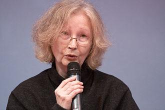 Chantal Chawaf - Chantal Chawaf in March 2010