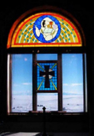 Religion in Antarctica - Chapel of the Snows, Antarctica