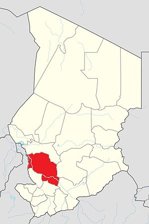 Chari-Baguirmi Region - Image: Chari Bagumi