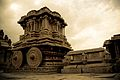 Chariot or rath at Vitthala temple.jpg