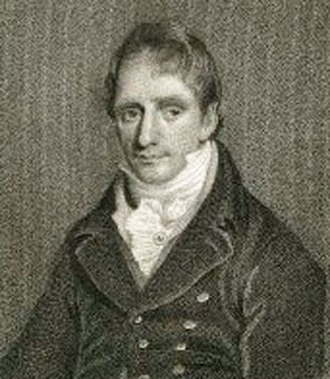 Charles Dibdin the younger - Dibdin in 1819