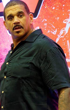 The Godfather (wrestler) - Wright in Wrestlemania 32 Axxess