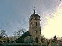 Chatelneuf (Jura - 39) - église.JPG