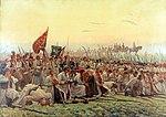 Chełmoński Modlitwa przed bitwa.jpg
