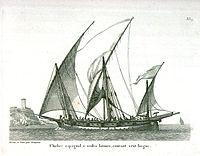 Chebec espagnol en 1826.jpg