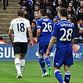 Chelsea 2 Spurs 0 Capital One Cup winners 2015 (16505807198).jpg