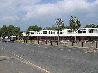 Belmont, County Durham - Cheveley Park Shopping Centre