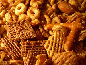 English: Chex Mix