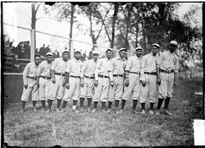 Chicago Union Giants Baseball Team