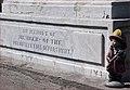 Chicago Volunteer Firefighters Memorial by Leonard Volk -- Rosehill Cemetery Chicago (IL) April 2012 (6943021758).jpg