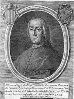 Flavio Chigi (1711–1771) - Cardinal Flavio Chigi