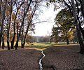 Chisinau Dendrarium - fall, water stream.jpg