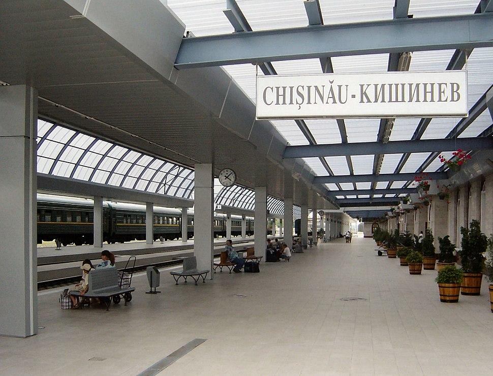 Chisinau Station