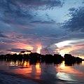 Chobe River sunset (37161618763).jpg