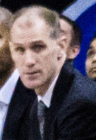 Chris Jent - Jent in 2013.