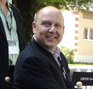 Chris Meledandri - Meledandri at the 2013 Annecy International Animated Film Festival
