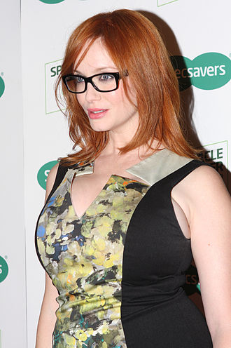 Christina Hendricks - Hendricks on October 3, 2012 at Launches Spectacular model comp in Sydney