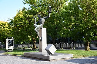 socha Loutkáře