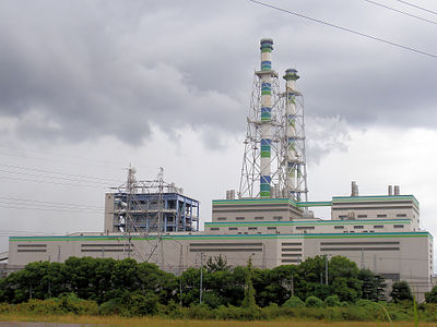 Picture of 水島火力発電所