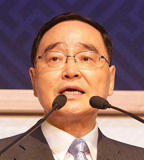 Chung Hong-won South Korean politician
